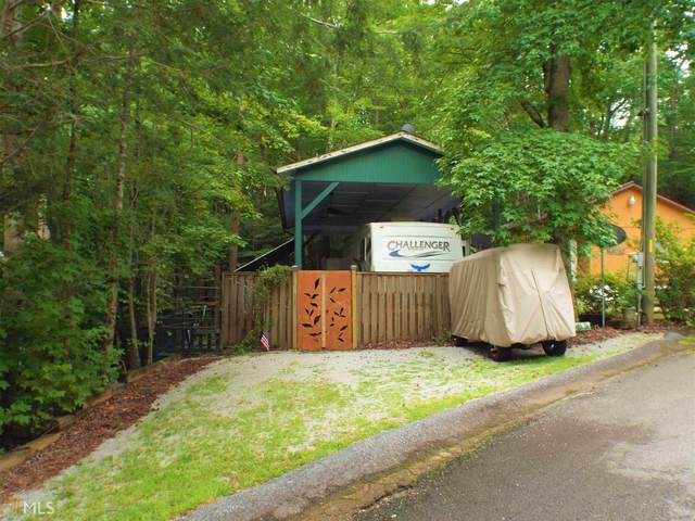 196 Canyon Pass 169D, Cleveland, GA 30528 (MLS #8834205) :: The Durham Team
