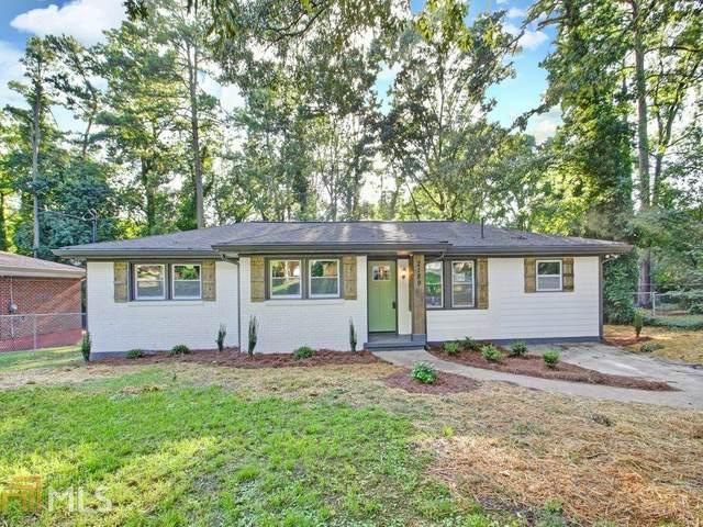 2189 Barbara Ln, Decatur, GA 30032 (MLS #8834323) :: The Heyl Group at Keller Williams