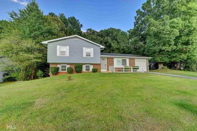 123 Burre Ln, Atlanta, GA 30331 (MLS #8834426) :: The Heyl Group at Keller Williams