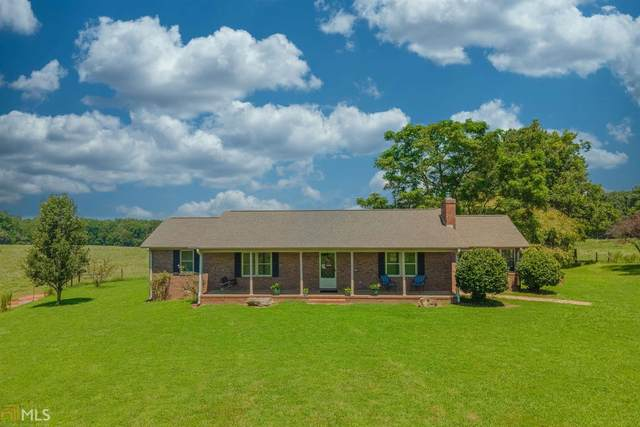 226 Floyd Rd, Canon, GA 30520 (MLS #8834617) :: Rettro Group