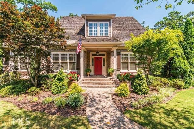 15 Northeast Cove Rd, Dawsonville, GA 30534 (MLS #8834655) :: Buffington Real Estate Group