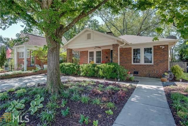 1588 Hardin Ave, College Park, GA 30337 (MLS #8834719) :: Buffington Real Estate Group