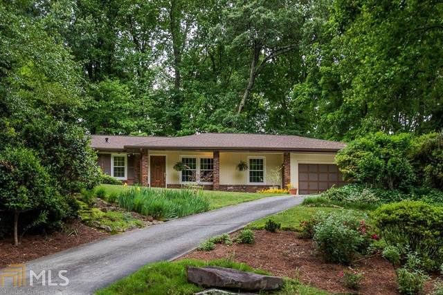 1327 Chaucer Ln, Brookhaven, GA 30319 (MLS #8834783) :: Rettro Group