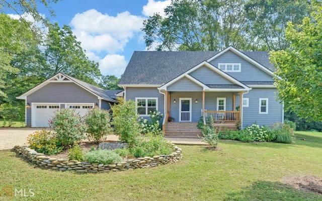 149 Farm Hill Dr, Clarkesville, GA 30523 (MLS #8834811) :: The Heyl Group at Keller Williams