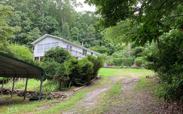 112 Mcdonald Overlook Dr, Hayesville, NC 28904 (MLS #8834814) :: The Durham Team