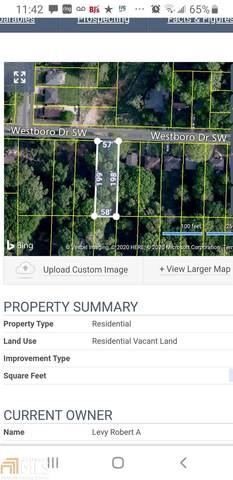 0 Westboro Ave, Atlanta, GA 30310 (MLS #8835027) :: AF Realty Group