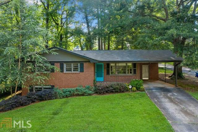 197 Forest Glen Cir, Avondale Estates, GA 30002 (MLS #8835063) :: Athens Georgia Homes