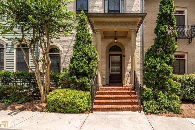 3127 Lenox Rd #25, Atlanta, GA 30324 (MLS #8835257) :: Athens Georgia Homes