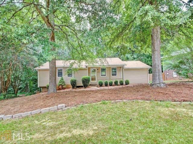 4289 Daniell Dr, Winston, GA 30187 (MLS #8835311) :: Athens Georgia Homes