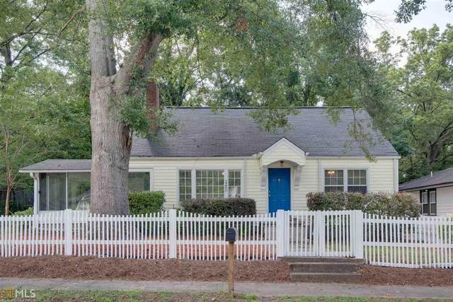 2260 Dauphine St, East Point, GA 30344 (MLS #8835333) :: Buffington Real Estate Group