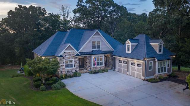 75 Yacht Club Pt, Hartwell, GA 30643 (MLS #8835338) :: Rettro Group