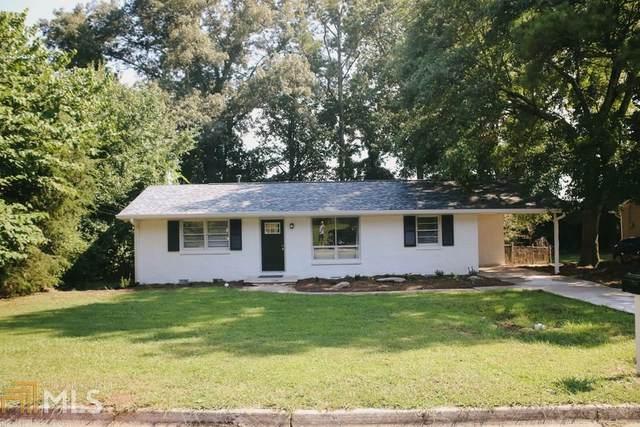 2728 Ocean Valley Dr, College Park, GA 30349 (MLS #8835362) :: Buffington Real Estate Group