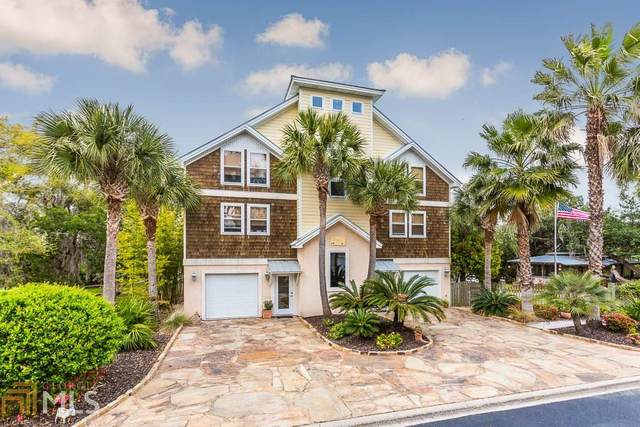 167 Sunrise, St. Simons, GA 31522 (MLS #8835516) :: The Heyl Group at Keller Williams