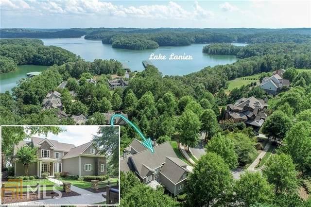 6215 Grand Marina Cir, Gainesville, GA 30506 (MLS #8835601) :: Buffington Real Estate Group