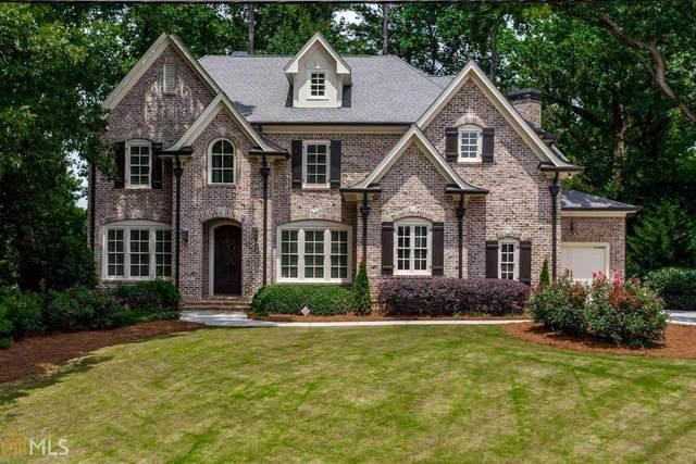 490 Read Ln, Atlanta, GA 30328 (MLS #8835611) :: Keller Williams