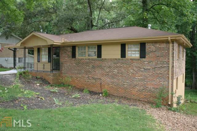 2551 Kennesaw Drive, Kennesaw, GA 30152 (MLS #8835703) :: The Heyl Group at Keller Williams