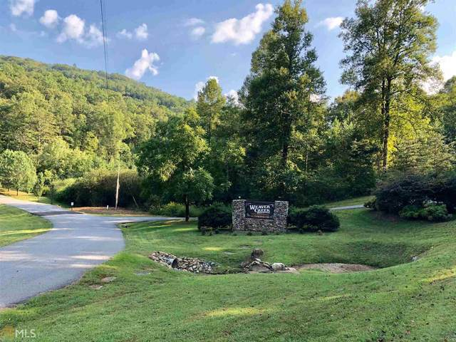 0 Weaver Creek Mtn Lt 3, Blue Ridge, GA 30513 (MLS #8835808) :: Rettro Group