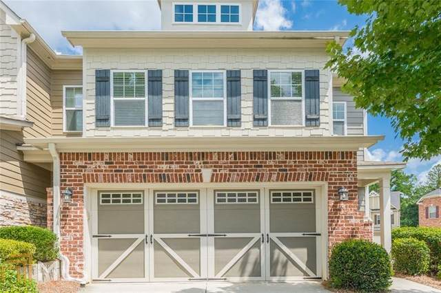 1606 Marsanne Terrace #25, Kennesaw, GA 30152 (MLS #8835889) :: The Heyl Group at Keller Williams