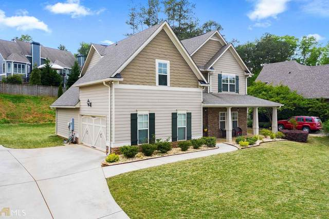 196 Willow Pointe Dr #55, Dallas, GA 30157 (MLS #8835994) :: The Realty Queen & Team