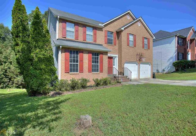 979 Brigade, Stone Mountain, GA 30087 (MLS #8836016) :: The Heyl Group at Keller Williams