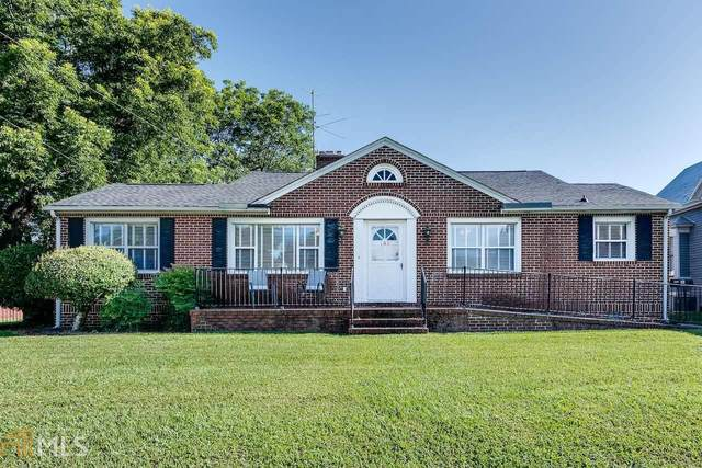 161 E Howell St, Hartwell, GA 30643 (MLS #8836020) :: Rettro Group