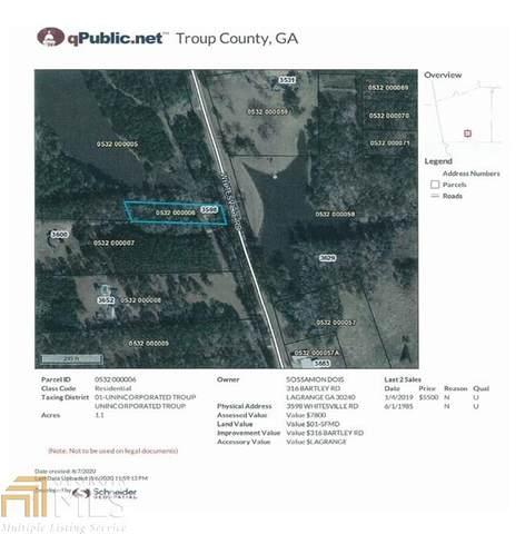 3598 Whitesville Rd #186, Lagrange, GA 30241 (MLS #8836119) :: Tim Stout and Associates