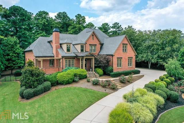 135 Newcastle Ct, Roswell, GA 30076 (MLS #8836201) :: The Realty Queen & Team