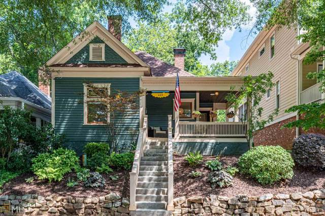402 Grant Park Pl, Atlanta, GA 30315 (MLS #8836209) :: Rettro Group