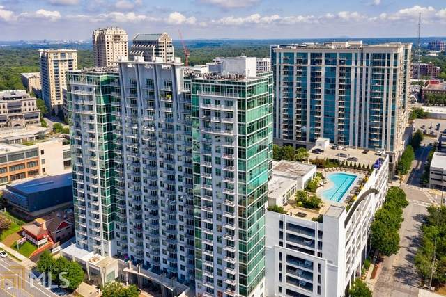 250 Pharr Rd #203, Atlanta, GA 30305 (MLS #8836221) :: Rettro Group