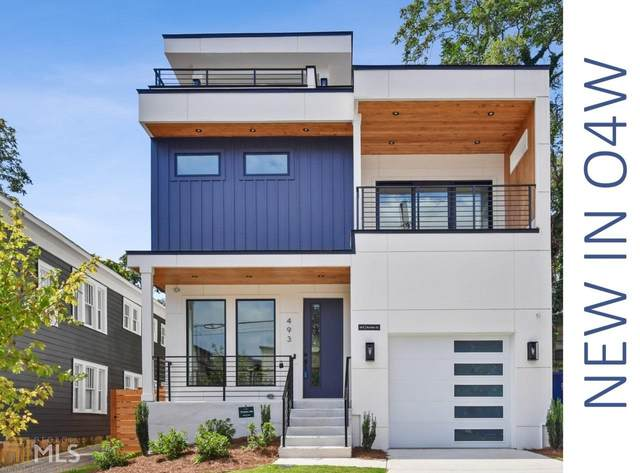 493 Rankin St, Atlanta, GA 30308 (MLS #8836245) :: Rettro Group