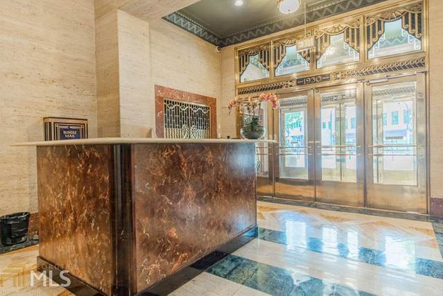 32 Peachtree Street Nw #1407, Atlanta, GA 30303 (MLS #8836264) :: Rettro Group