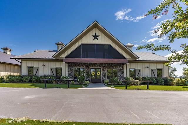 1351 Gray Horse Rd, Greensboro, GA 30642 (MLS #8836365) :: Athens Georgia Homes
