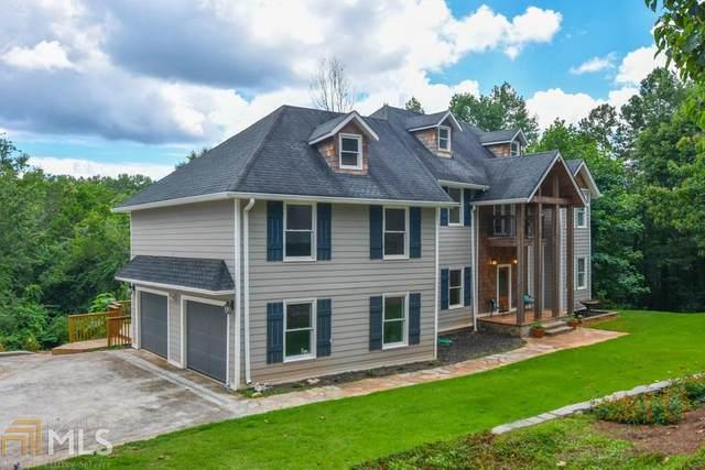 287 Moss Overlook Rd, Dawsonville, GA 30534 (MLS #8836412) :: Buffington Real Estate Group