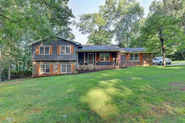 385 Dickson Dr, Jefferson, GA 30549 (MLS #8836414) :: Buffington Real Estate Group