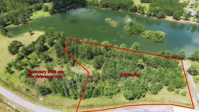 0 Lake Deborah Dr 25R, Folkston, GA 31537 (MLS #8836422) :: RE/MAX Center