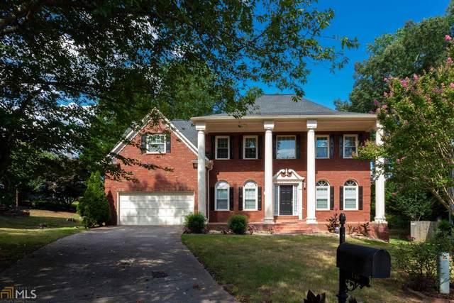110 Mccarty Circle, Johns Creek, GA 30097 (MLS #8836430) :: The Heyl Group at Keller Williams
