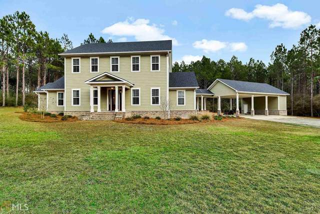 3070 Nessmith Rd, Statesboro, GA 30458 (MLS #8836505) :: The Heyl Group at Keller Williams