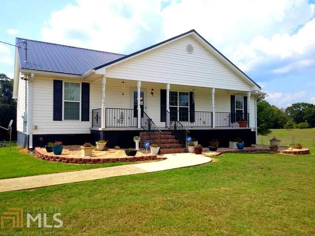 151 NW Lumpkin Rd, Milledgeville, GA 31061 (MLS #8836542) :: The Heyl Group at Keller Williams