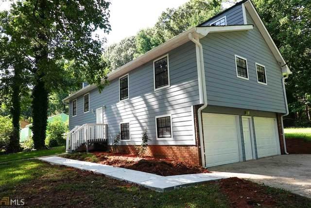 4080 Willow Ridge #43, Douglasville, GA 30135 (MLS #8836591) :: Rettro Group