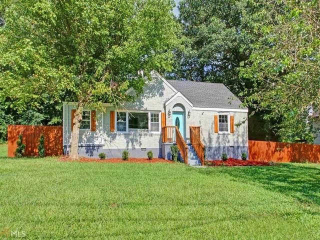 1548 Line St, Decatur, GA 30032 (MLS #8836663) :: Keller Williams Realty Atlanta Partners