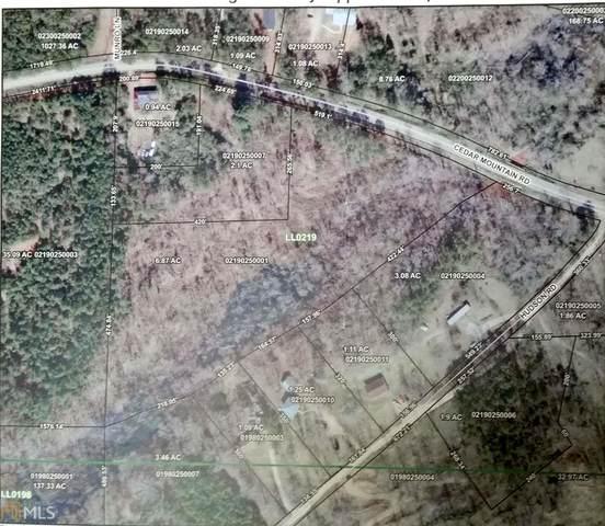 6960 Cedar Mountain Rd, Douglasville, GA 30134 (MLS #8836713) :: Rettro Group