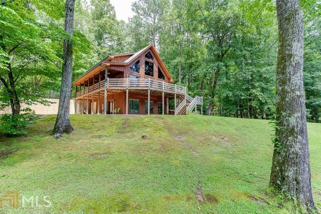 935 Smith Circle, Dawsonville, GA 30534 (MLS #8836761) :: The Heyl Group at Keller Williams