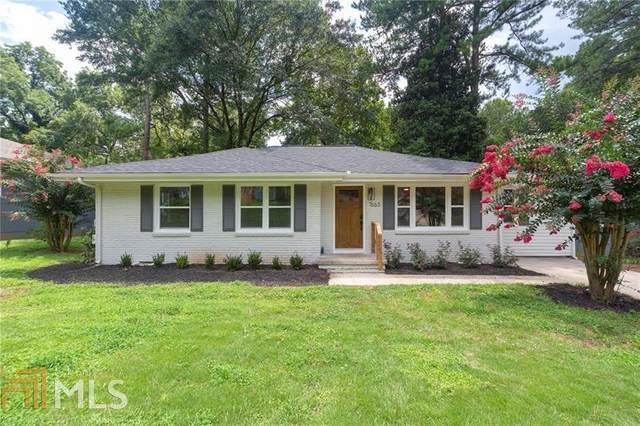 1663 Carter Rd, Decatur, GA 30032 (MLS #8836848) :: Rettro Group