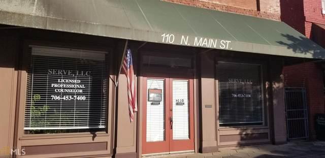 110 N Main St, Greensboro, GA 30642 (MLS #8836891) :: Maximum One Greater Atlanta Realtors