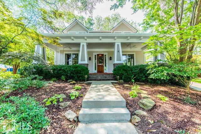 327 Sinclair Avenue Ne, Atlanta, GA 30307 (MLS #8836898) :: The Heyl Group at Keller Williams