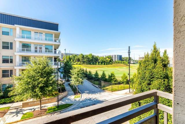 401 16th Street Nw #1371, Atlanta, GA 30363 (MLS #8836925) :: The Heyl Group at Keller Williams