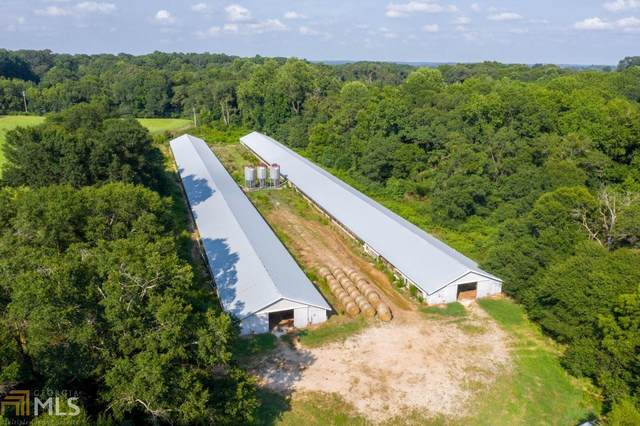1806 Commerce Rd, Jefferson, GA 30549 (MLS #8836975) :: Scott Fine Homes at Keller Williams First Atlanta