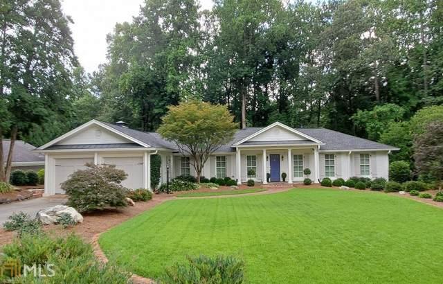 130 Forrest Lake Dr, Atlanta, GA 30327 (MLS #8837484) :: Rettro Group