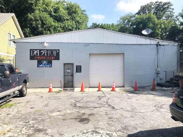 2061 NW Joseph E Boone Blvd, Atlanta, GA 30314 (MLS #8837488) :: Tim Stout and Associates