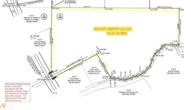 0 Shady Grove Rd, Cumming, GA 30041 (MLS #8837616) :: The Durham Team